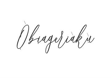 signature- Obiageriaku