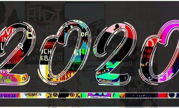 2020 IN BOOKS: A Literary Calendar