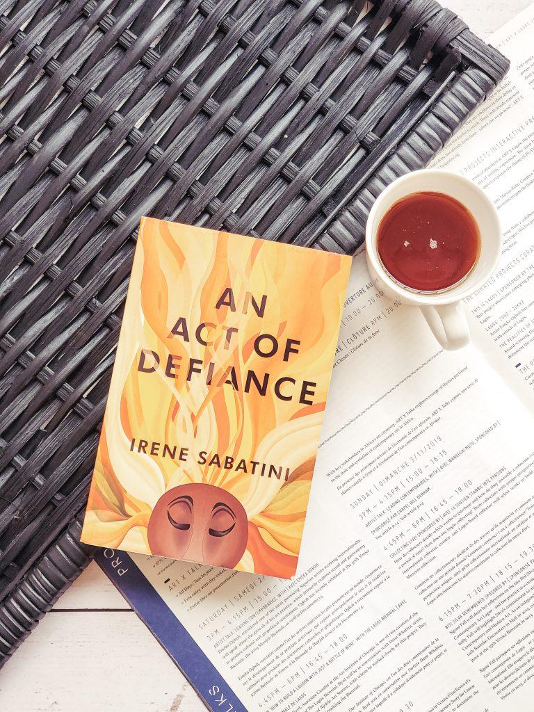 An act of Defiance - Obiageriaku
